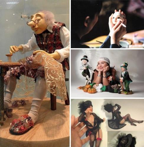 Авторская кукла: как начать бизнес на эксклюзивных куклах?