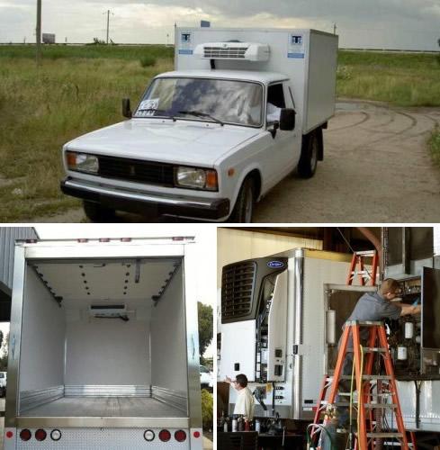 Производство рефрижераторов под заказ: авто рефрижераторы как бизнес