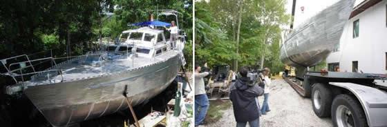 алюминиевый катер лодка как бизнес