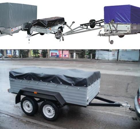 Свой бизнес производство: прицепов для легковых автомобилей