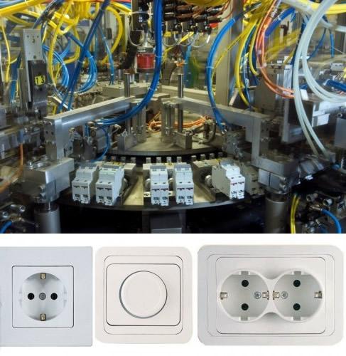 Производство розеток и выключателей как бизнес