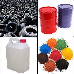 производство плитки резиновой сырье для производства