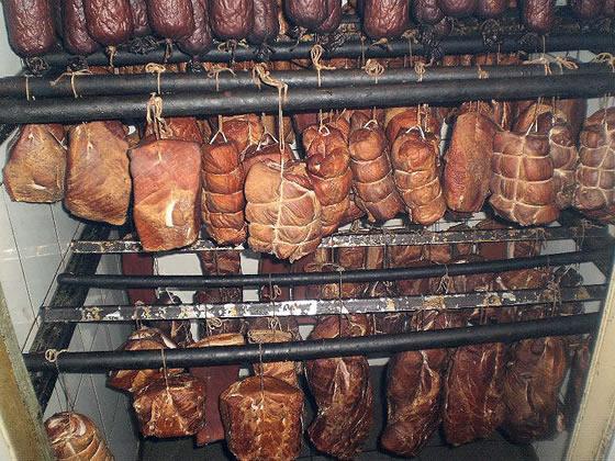 Зарабатываем на копчении мяса,