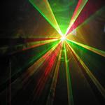 Лазерное шоу – как рекламный бизнес