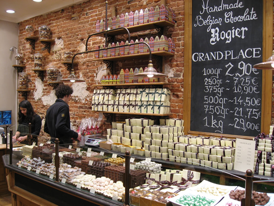 Chocolate Factory Brussels
