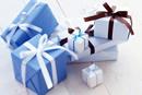 Предоставление услуг по упаковке подарков