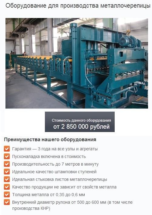Как открыть мини производство