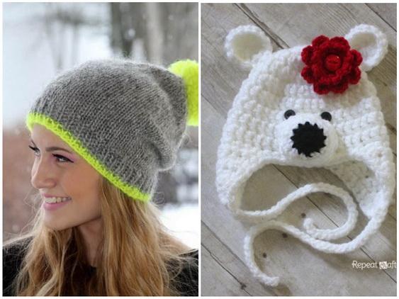 бизнес на вязании шапок из качественной пряжи