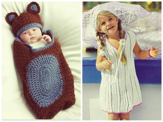 Вязание одежды для детей как бизнес