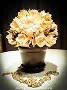 """Бизнес-идея """"Цветы из натуральной ракушки"""""""