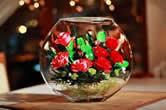 Бизнес консервирование цветов / Цветы в глицерине