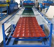 мини производство металлочерепицы