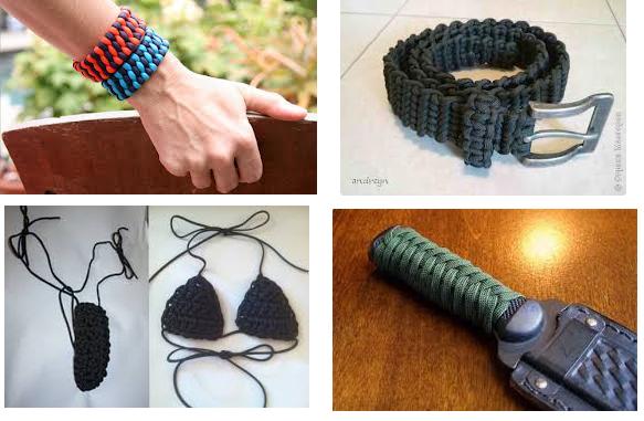 Как сделать из браслет из шнурков