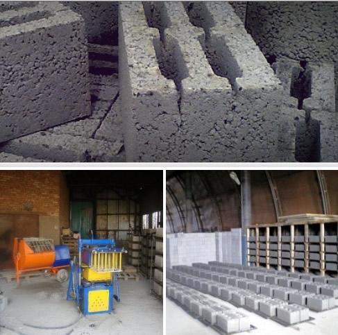 Собственное производство керамзитных блоков