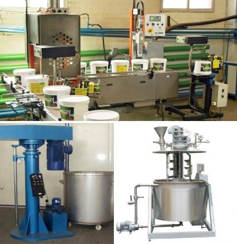 Состав рецептура оборудование технология для производства полиуретанового клея