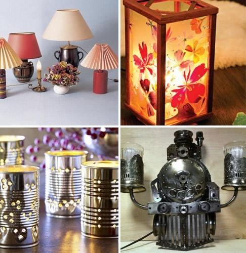 Изготовление лампы своими руками фото 398
