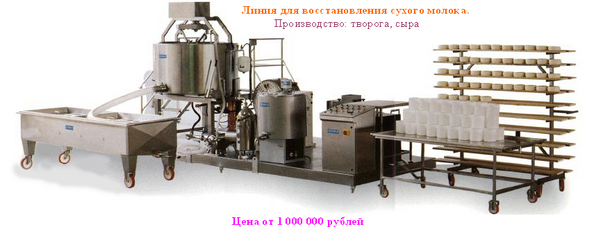 Мини завод по производству сыра цена