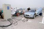 Заправки для электромобилей