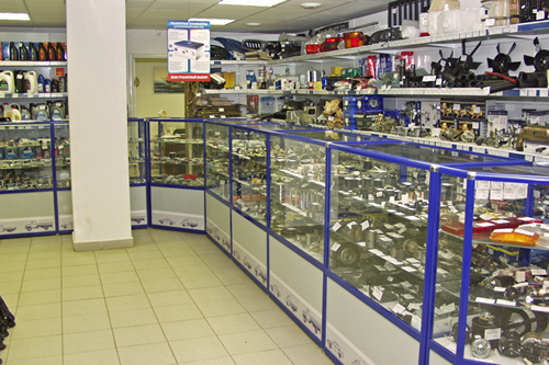 Бизнес-план образец магазина автозапчастей