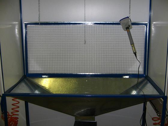 Флокирование - стол