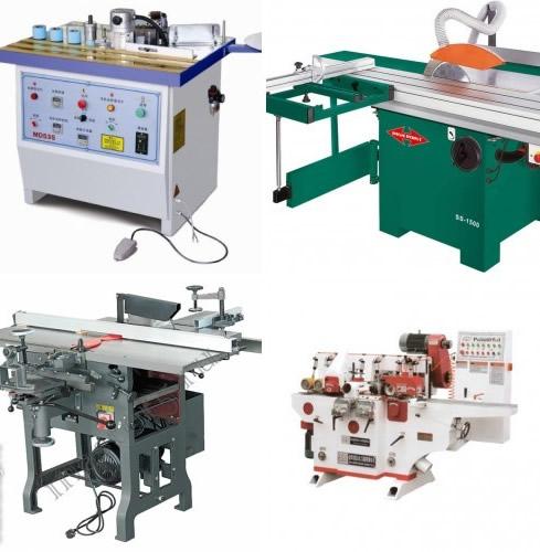 Основное Оборудование для производства мебели