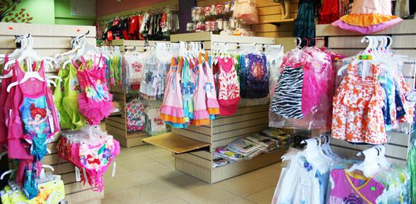 Бизнес план магазина детской одежды.