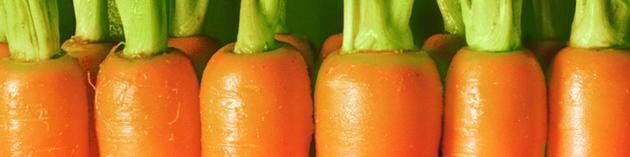 морковка мытая