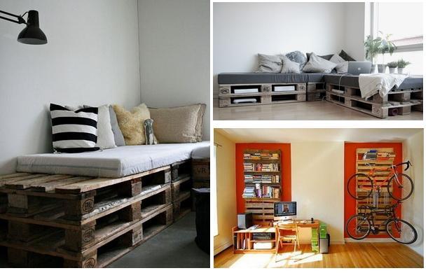 Поддоны в интерьере квартиры: