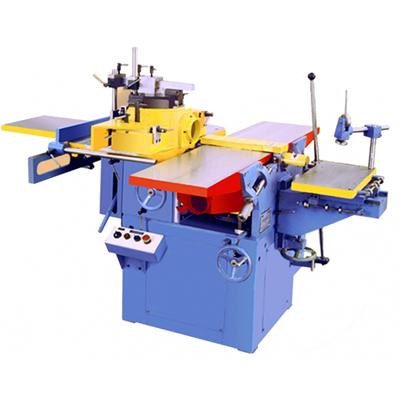 станок Д 300, которые может выполнять функции нескольких видов, таких как: рейсмусового, фрезеровочного, шлифовального, фуговального цехов