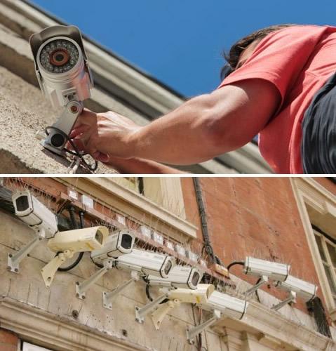 Установка камер видеонаблюдения с ip и wifi как прибыльный бизнес